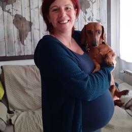 «Ho sconfitto il virus incinta  al nono mese» La gioia di Michela, ora nasce Giacomo