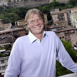 L'abbraccio di Stromberg da Stoccolma: «Forza, Bergamo. Ce la faremo. La Svezia è commossa per questa tragedia»