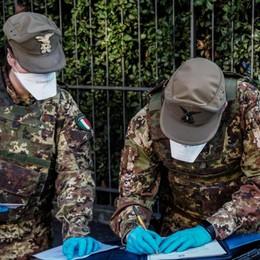 Lamorgese a Gori: altri 25 militari «Sulle chiusure ancora niente impegni»