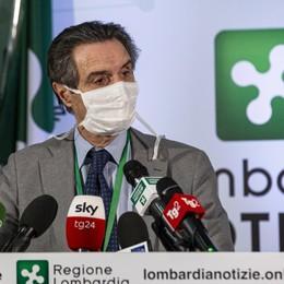 Lombardia, nuove restrizioni contro il virus Stop cantieri, studi professionali e sport all'aperto
