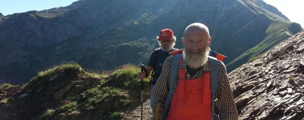 Mario Curnis: mai arrendersi «La Natura insegna, è in grado di curarci»