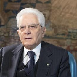 Mattarella chiama Gori: tenete duro «Vicinanza e solidarietà ai bergamaschi»