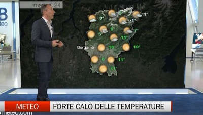 Meteo, le previsioni per martedì 24 marzo