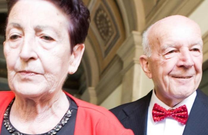Mariangela e Giorgio Viada