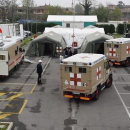 Bergamo, ospedale da campo degli alpini  La Regione stoppa il progetto in Fiera