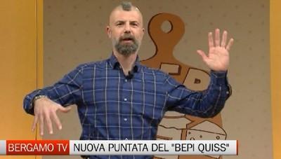 Bergamo Tv, una nuova puntata del Bepi Quiss