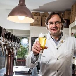 Da farmacista ad artista della birra Addio a Giovanni, fondatore del «Via Priula»