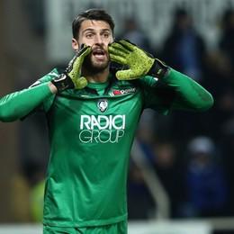 Sportiello positivo, squadra in quarantena  L'Atalanta: «il giocatore è asintomatico»
