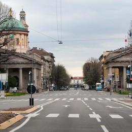 Restrizioni per il coronavirus a Bergamo Smog, giù le  emissioni di  biossido di azoto