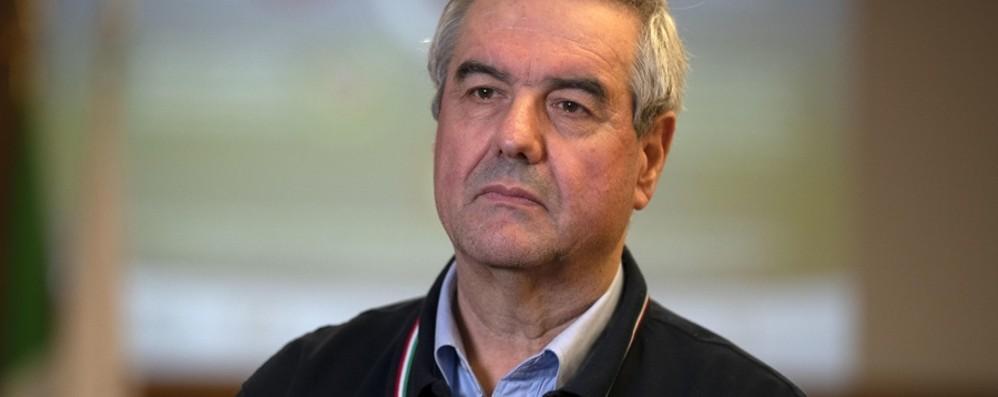 Sintomi febbrili per Angelo Borrelli Bertolaso positivo: è al San Raffaele