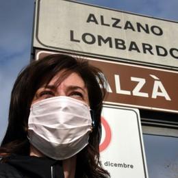 «Alzano, 100 decessi in un mese» Sindaco: neanche arrivate le mascherine