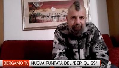 Bergamo Tv, nuova puntata del Bepi Quiss