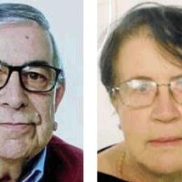Giuseppe e Rosella, insieme per 50 anni Muoiono a distanza di 15 giorni