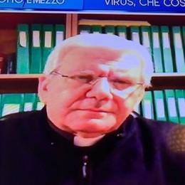 Il vescovo Beschi su La7 Segui qui «Otto e Mezzo»