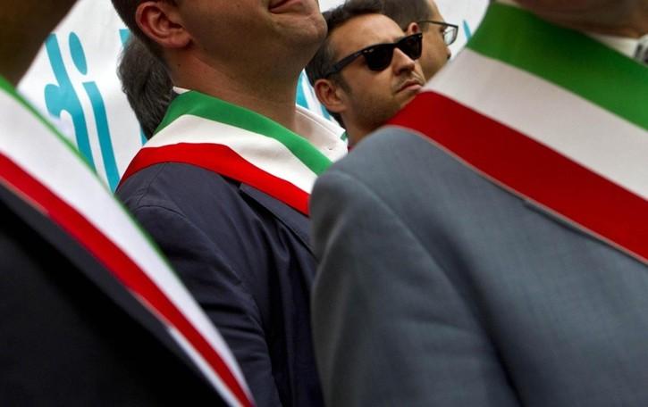 Appello bipartisan dei sindaci orobici «No agli attacchi contro i colleghi di Nembro e Alzano»