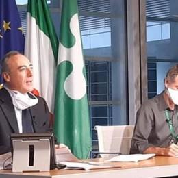 Bergamo, contagi + 289, ieri erano +602  Gallera, fatti oltre 102mila tamponi- Video