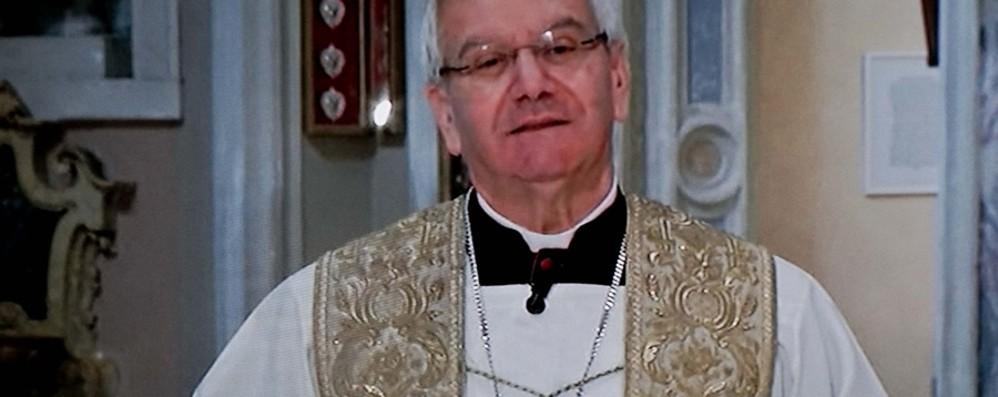 Catechesi quaresimale su Bergamo Tv Il vescovo Beschi in onda alle 20