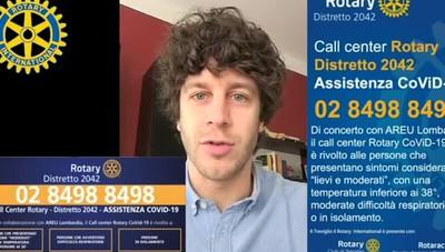 Cento medici, consulenze grazie al Rotary