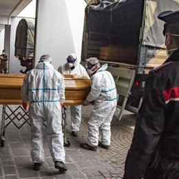 Coronavirus, the real death toll: 4.500 victims in one month in the province of Bergamo