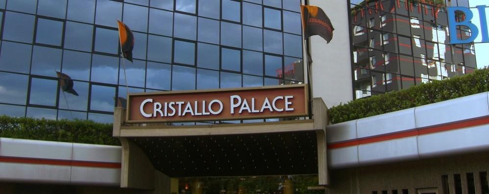 Cristallo Palace, 100 posti a disposizione per i pazienti che possono essere  dimessi