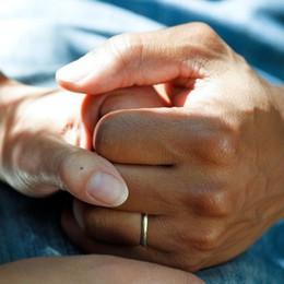 Disabile e in ospedale con il covid-19 Un piccolo gesto le «salva» la vita
