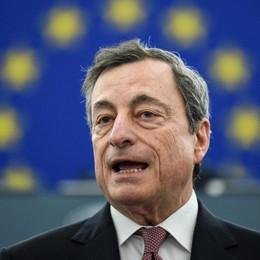Draghi, «ariete» della Lega