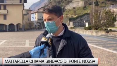 Ponte Nossa, il presidente Mattarella telefona al sindaco