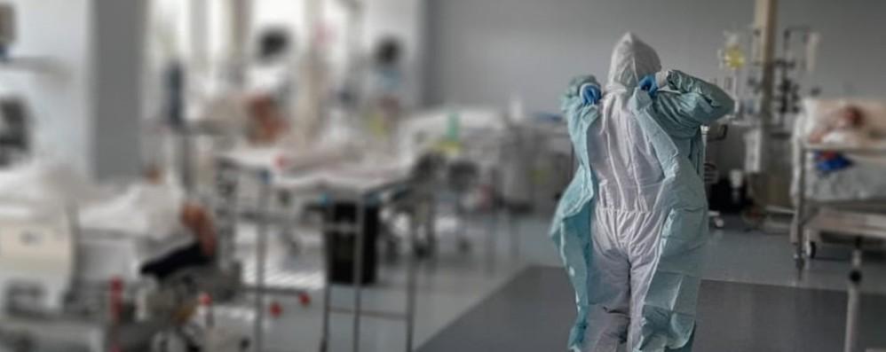 Storie in Humanitas Gavazzeni:  «Mamma e moglie. Ora solo medico»