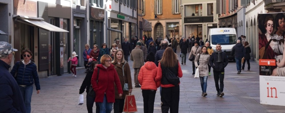 Gori: Bergamo è forte, saprà ripartire «Nervi saldi, non c'è motivo di non uscire»