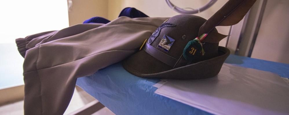 In dieci giorni  e gratis - Le foto Ecco l'ospedale dei bergamaschi