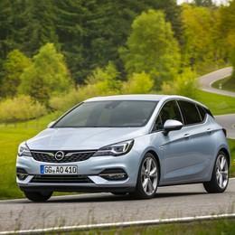 Opel Astra punta sull'aerodinamica