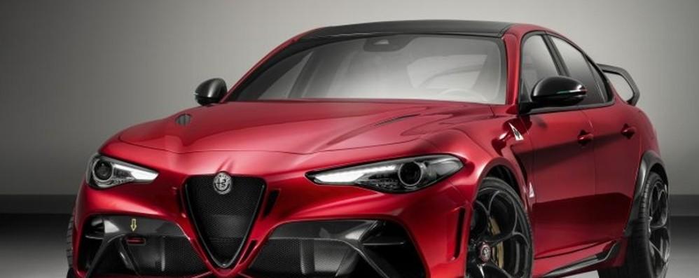 Alfa Romeo Giulia GTA Ritorno alle radici