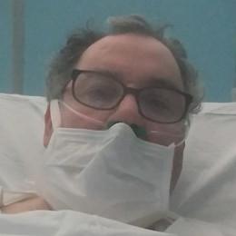 Dottore di Cividate in ospedale «Ho il virus ma provo a reagire»