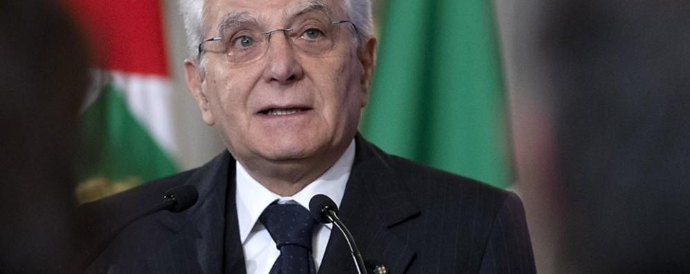 Il presidente della Repubblica ai cittadini «Niente ansia, ma responsabilità» - video