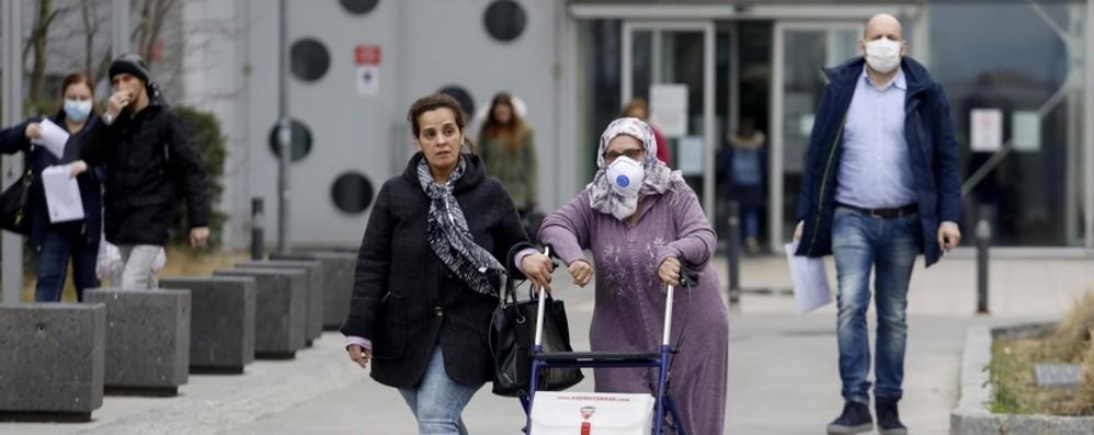Segui qui «Bergamo in diretta»  Manda i tuoi quesiti sul coronavirus