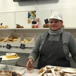 «Dietro al banco del pane ho la valigia pronta, ma voglio offrire un servizio»