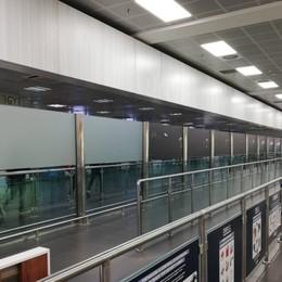 L'Enac: tutti gli aeroporti sono aperti Ma Orio è praticamente deserto