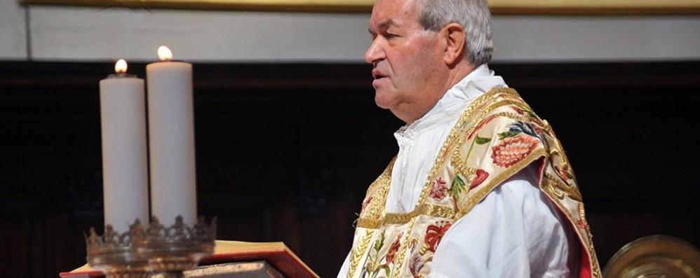 Lutto nella diocesi di Bergamo È morto monsignor Tarcisio Ferrari