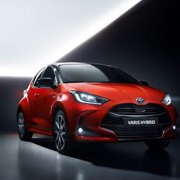 Nuova Toyota Yaris prenotabile on line