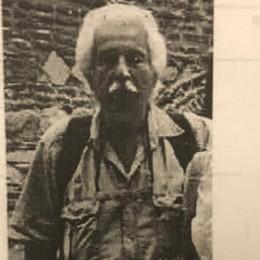 Val Brembilla, caduto per cento metri Trovato morto il 75enne disperso