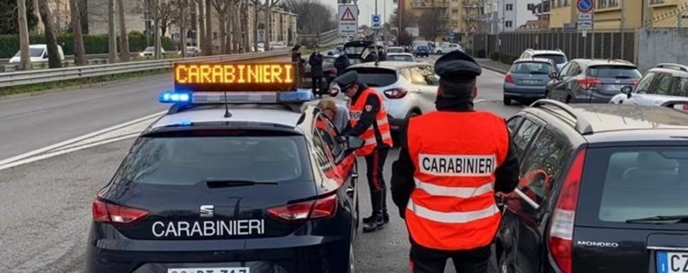 Bergamo, controlli e nessuna irregolarità Ecco cosa sapere se si deve uscire