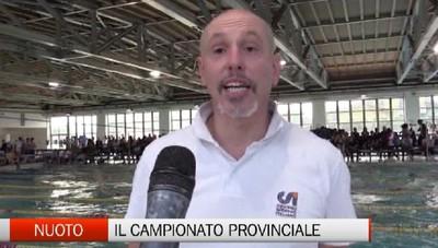 Csi - I campionati provinciali di nuoto