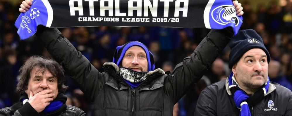 La Champions League non si ferma Se l'Atalanta passa, avanti ad allenarsi
