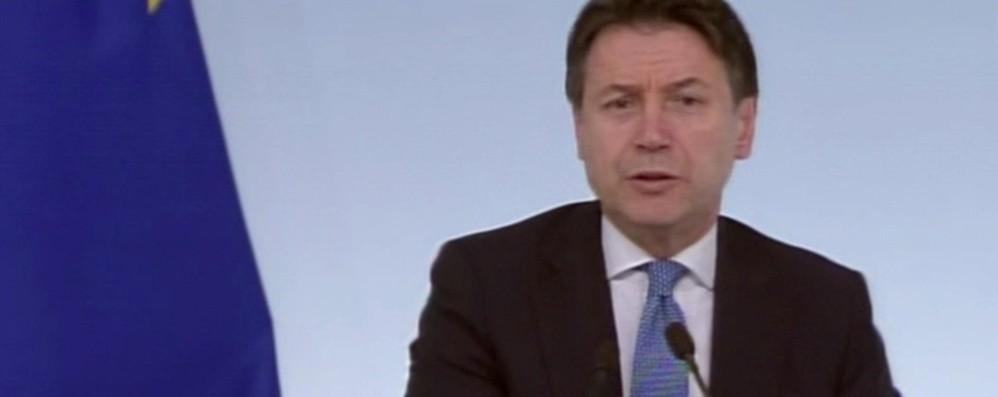 «Restrizioni per tutta Italia» - Il video Conte: spostamenti  per salute o lavoro
