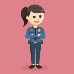 """""""Sei la Benvenuta"""": l'accoglienza al femminile da ogni punto di vista, poliziotte comprese"""