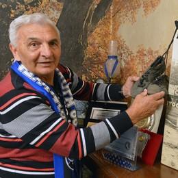 Addio Cometti, campione timido. L'Atalanta della Coppa Italia del 1963 perde un'altra leggenda