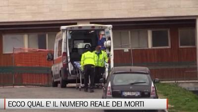 Bergamasca: i numeri reali dei morti sono il doppio di quelli ufficiali