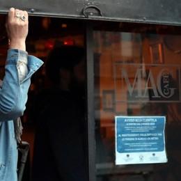 «Bar e locali, 30% a rischio chiusura Già bello fare il 50% dell'incasso 2019»