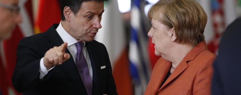 Disastro Italia in Europa  Tutti in ordine sparso  e il 23 aprile incombe