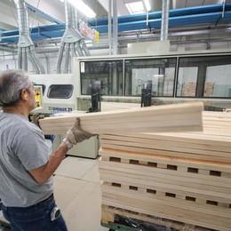 Foppapedretti riparte dal magazzino «La produzione riprenderà a piccoli passi»